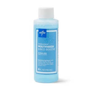 SparkleFresh Alcohol-Free Mouthwash