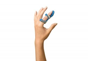 Frog Finger Splint