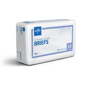 Ultracare Cloth-Like Adult Briefs - Heavy Absorbency