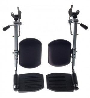 Wheelchair Elevating Leg Rests