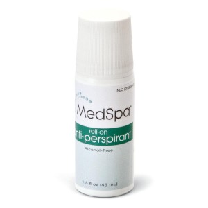 MedLine MedSpa Roll-On Antiperspirant/Deoderant