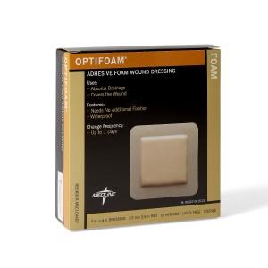 MedLine Optifoam Adhesive Foam Wound Dressings