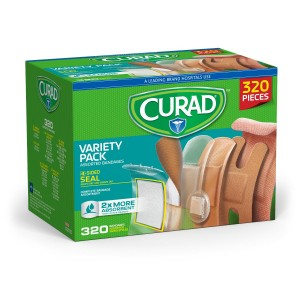 MedLine CURAD Variety Pack Assorted Bandages