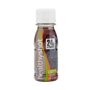 Healthy Shot Cran-Grap Protein Beverage