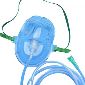 CAREFUSION SOLUTIONS AirLife Adult Oxygen Mask w/7-ft Tubing