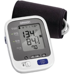 7 Series Upper Arm Blood Pressure Monitor by Omron