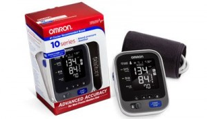 10 Series Upper Arm Blood Pressure Monitor by Omron