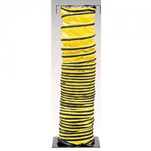 """Allegro Industries Flexible Duct For Axial Blower - 16"""" X 25'"""