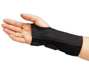 Comfort Cool D-Ring Wrist Splint Orthosis