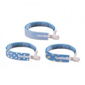 trach collar  ties