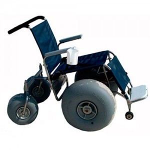 DeBug Beach Wheelchair