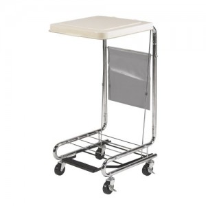 Drive Hamper Stand with Poly Coated Steel