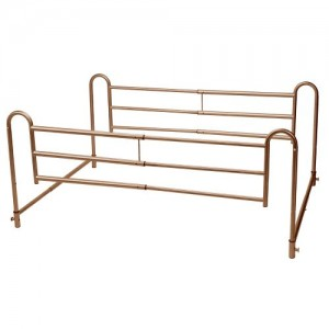 Drive Home Bed Style Adjustable Length Bed Rails