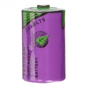 Drive 3.6V Lithium Battery for Fingertip Pulse Oximeter