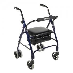 Drive Mimi Lite Push Brake Walker Rollator