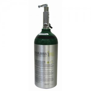 Drive 870 Post Valve Oxygen Cylinder