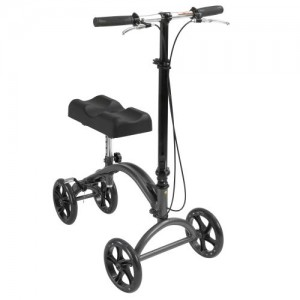 Drive DV8 Aluminum Steerable Knee Walker Crutch Alternative