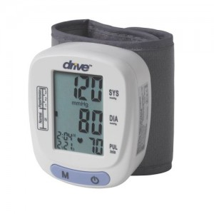 Drive Automatic Blood Pressure Monitor, Wrist Model