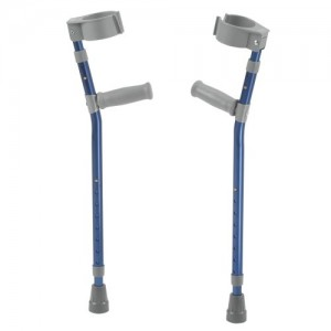 Drive Pediatric Forearm Crutches