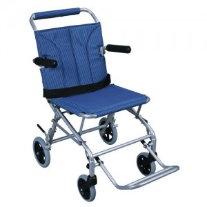 Drive Super Light Folding Transport Wheelchair with Carry Bag