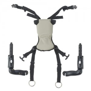 Drive Trekker Grait Trainer Hip Positioner and Pad