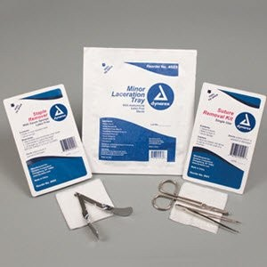 Surgical Sutures and Removal Kits