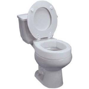 Maddak Ableware Raised Toilet Seat