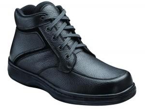 Men's Heel Pain Boots - Lace, Model 481