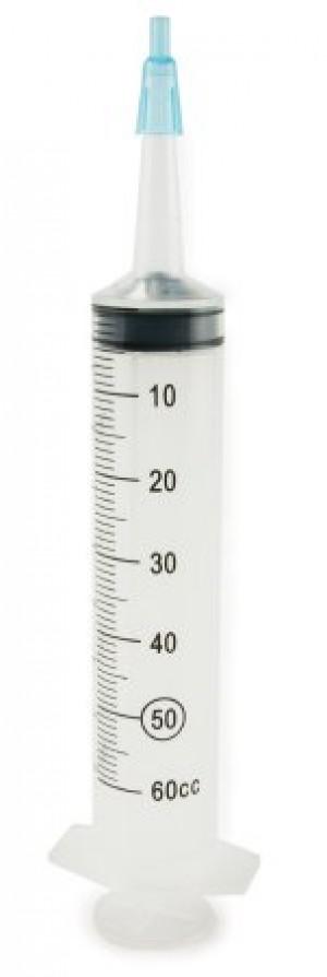 60mL Irrigation Syringes