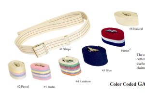 Easi-Care Gait Belts
