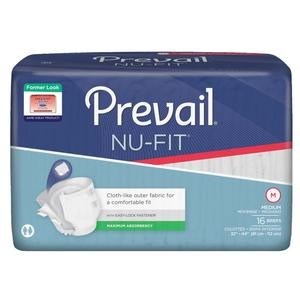 First Quality Prevail Nu Fit Briefs Heavy Absorbency