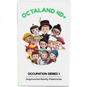 Octaland 4D+ Cards