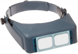Donegan OptiVisor Headband Magnifier