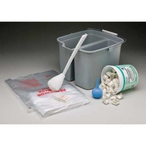 Allegro Industries Respirator Cleaning Kit