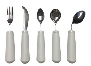 Soft Touch Bendable Utensils