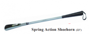 Spring Action Shoehorn (23
