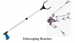 Telescoping Reacher