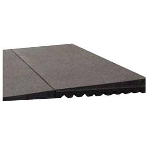 EZ Access Rubber Threshold Ramp by Homecare Products
