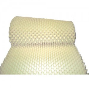 Convoluted Foam Hospital Bed Pad by Val Med
