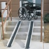 DMI Telescoping Adjustable Wheelchair Ramp
