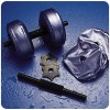 AquaBells Dumbbells and Ankle Weights Combo Set