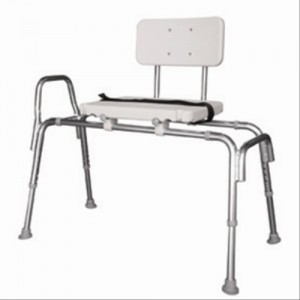 Snap N Save Sliding Transfer Bench