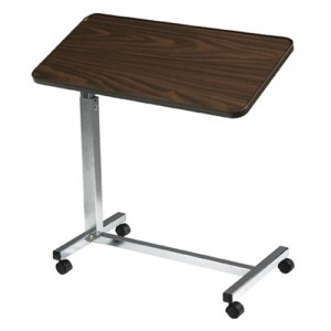 Drive Tilt Top Adjustable Overbed Table