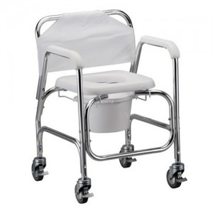 Nova Shower Commode Chair