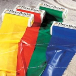 Thera Bands Exercise Band 6 yd Roll