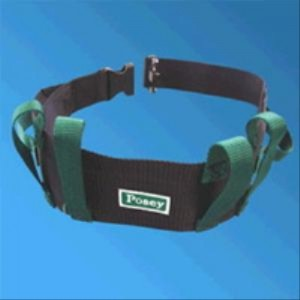Posey Quick Release Transfer Gait Belt