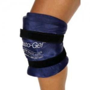 Elasto Gel Open Patella Knee Wrap