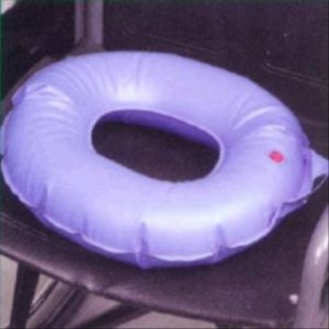 Inflatable Vinyl Coccyx Ring Donut Cushion
