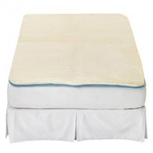 Contour Cloud Memory Foam Mattress Pad