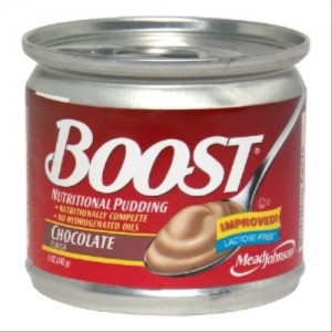 Boost Nutritional Pudding